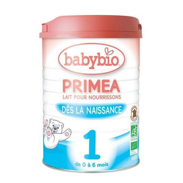 Achetez le lait Bio Priméa de Babybio de 0 à 6 mois