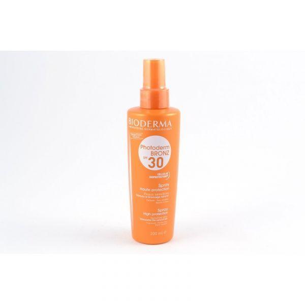Photoderm Bronz SPF30 Spray 200ml à prix bas| Bioderma