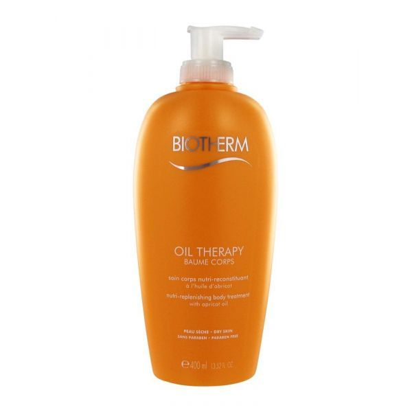 Oil Therapy Baume Corps 400ml au meilleur prix| Biotherm