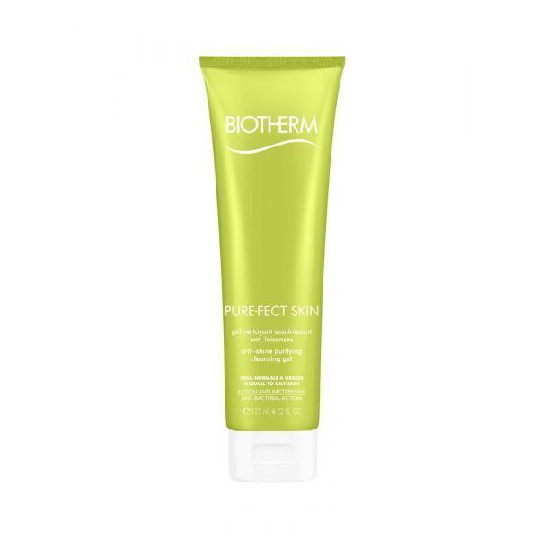 Purefect Skin Gel nettoyant 125ml à prix discount  Biotherm