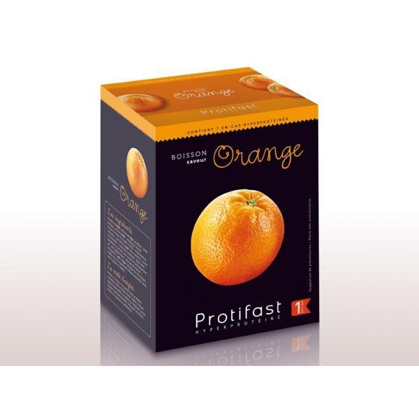Boisson Orange 7 Sachets au meilleur prix| Protifast