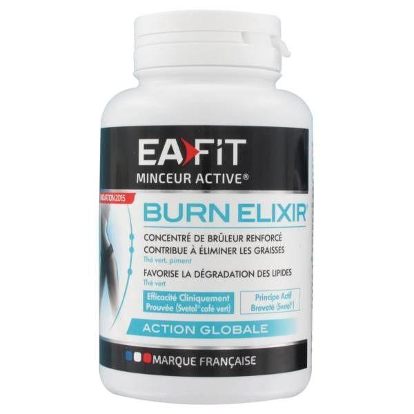 Burn Elixir 90 gélules à prix bas  Eafit