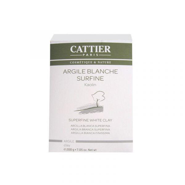 Argile Blanche Surfine 200gr. à prix bas| Cattier