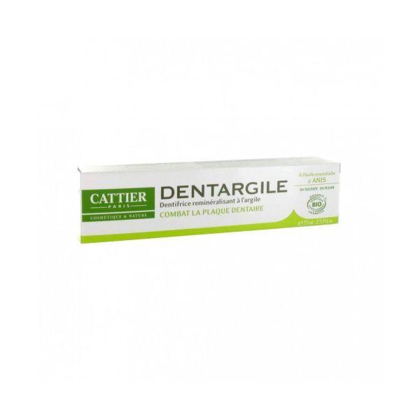 Dentargile Anis 75 ml. à prix bas| Cattier
