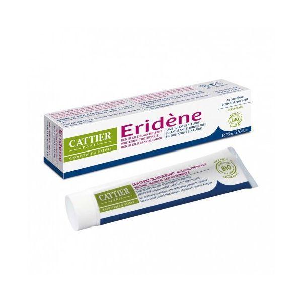 Eridène sans Sulfates ni Fluor 75 ml.  au meilleur prix| Cattier