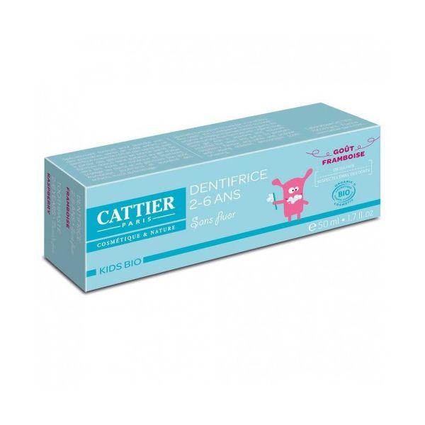 Dentifrice Enfant  2-6 ans 50 ml. à prix bas| Cattier