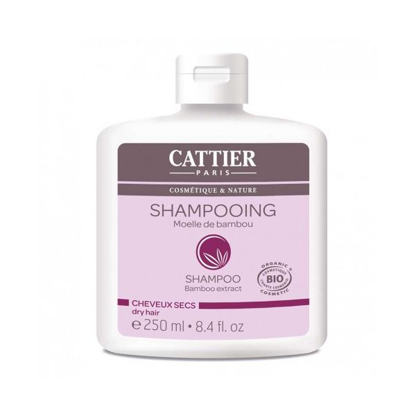 Shampooing Moelle de Bambou 250 ml. moins cher| Cattier
