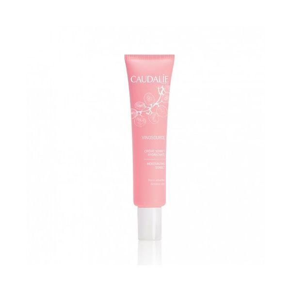 Vinosource Crème Sorbet Hydratante 40ml moins cher| Caudalie