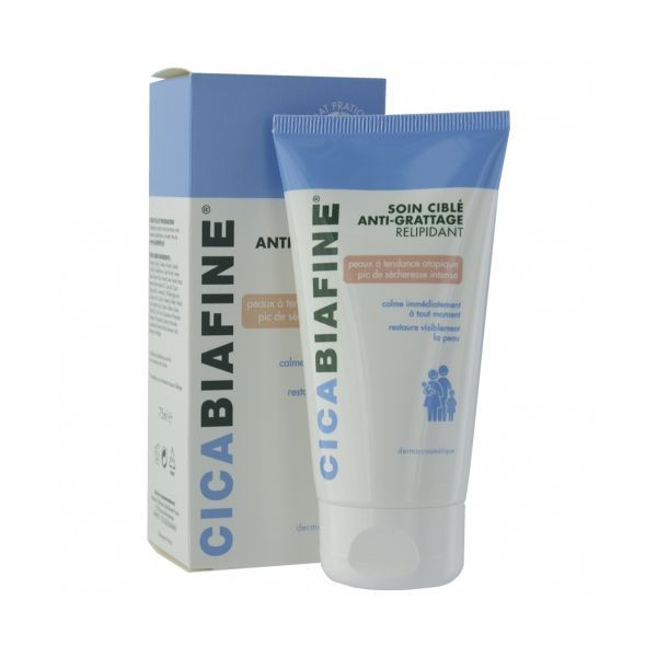 Soin anti grattage cicabaifine 75ml