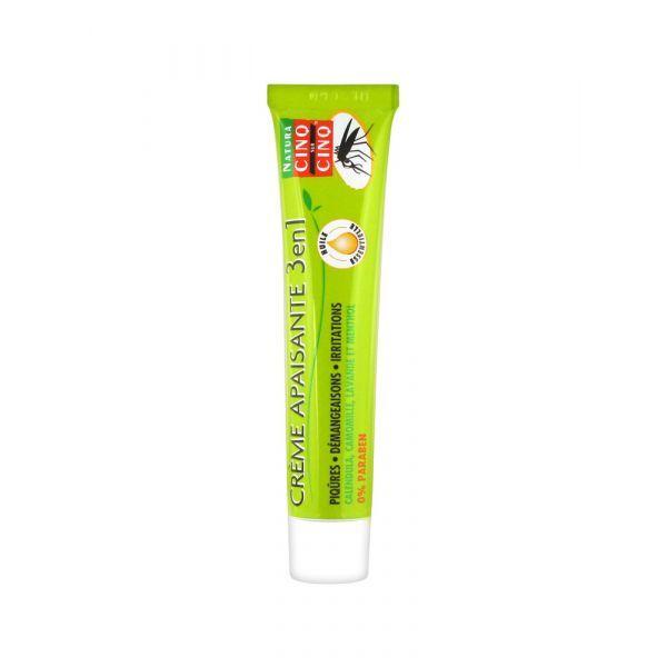 Natura Crème Apaisante 3 en 1 40g à prix discount| Cinq sur Cinq