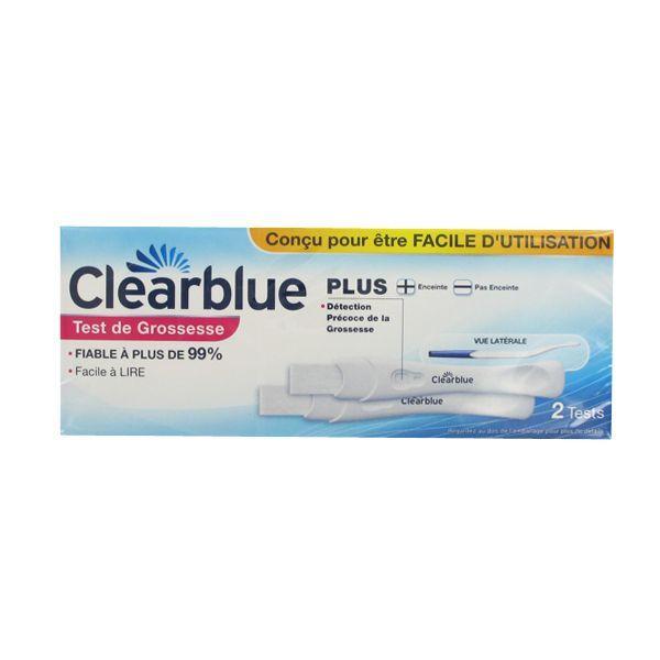 plus Test de grossesse   2 Tests à prix bas| Clearblue
