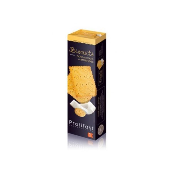 Biscuits Saveur Coco-Amande 20 moins cher  Protifast