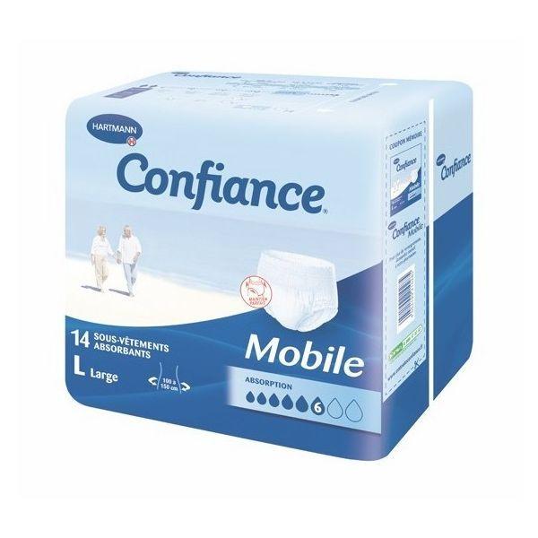 Mobile Absorption 6 - taille L à prix discount| Confiance