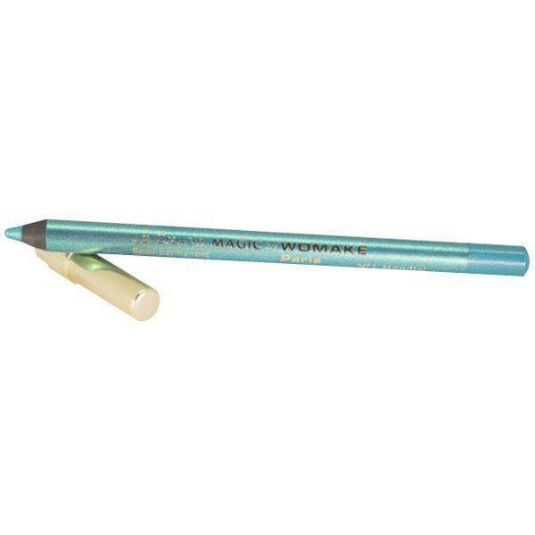 Crayon Magic Liner yeux Vert turquoise moins cher| Womake