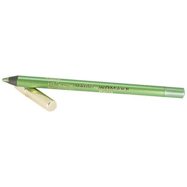 Crayon Magic Liner yeux Vert au meilleur prix| Womake