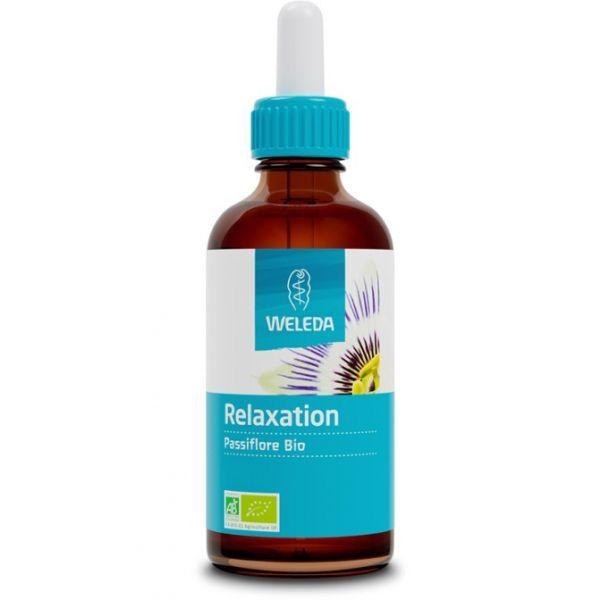 Extrait de Passiflore bio Relaxation Weleda 60ml