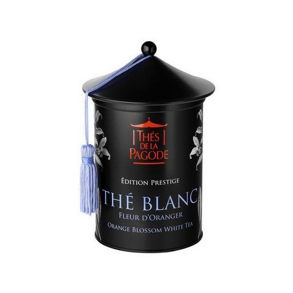 Thé blanc Fleur d'oranger Edition Prestige 100gr à prix discount| Thés de la Pagode