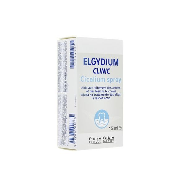 Cicalium Spray de Elgydium Clinic