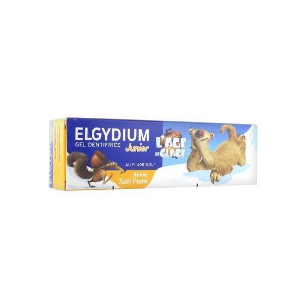 Elgydium l'âge de glace dentifrice junior