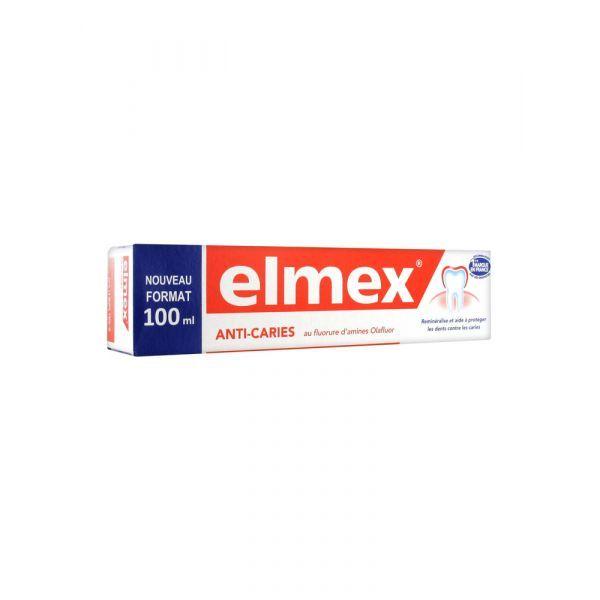 Dentifrice Anti-Caries 100ml moins cher  Elmex