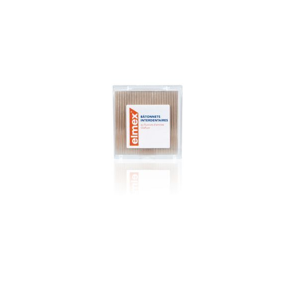 Bâtonnet interdentaire X114 moins cher| Elmex