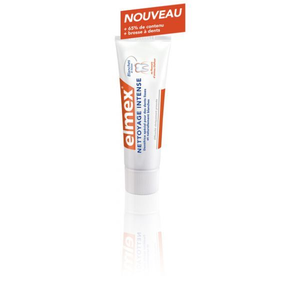 Dentifrice Nettoyage Intense 50ml à prix discount| Elmex