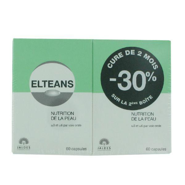 Elteans 2X60 capsules à prix discount| Jaldes