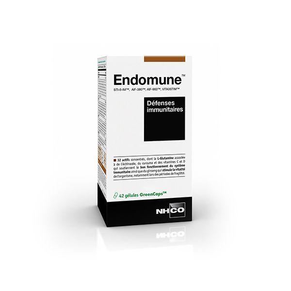 Endomune Immunité 42 gélules moins cher| NH-CO