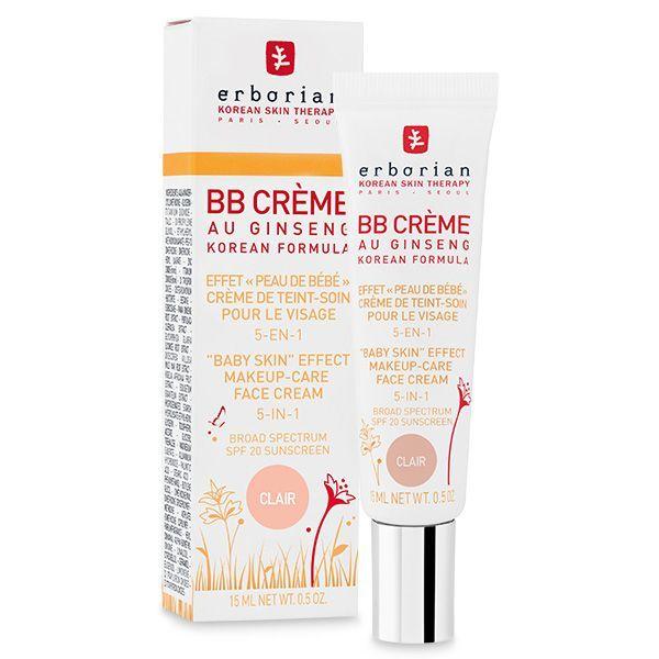BB Crème 15ml Clair d'Erborian