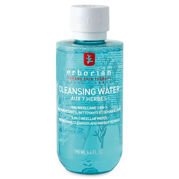 Cleransing water Erborian 190ml