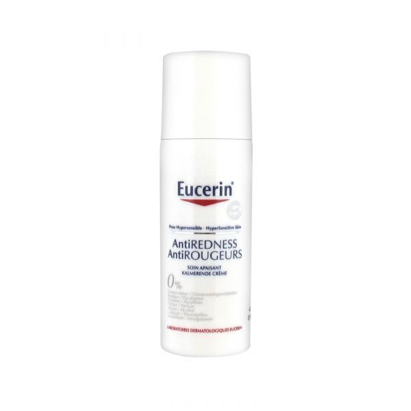 Anti-Rougeurs Soin Apaisant 50ml moins cher| Eucerin