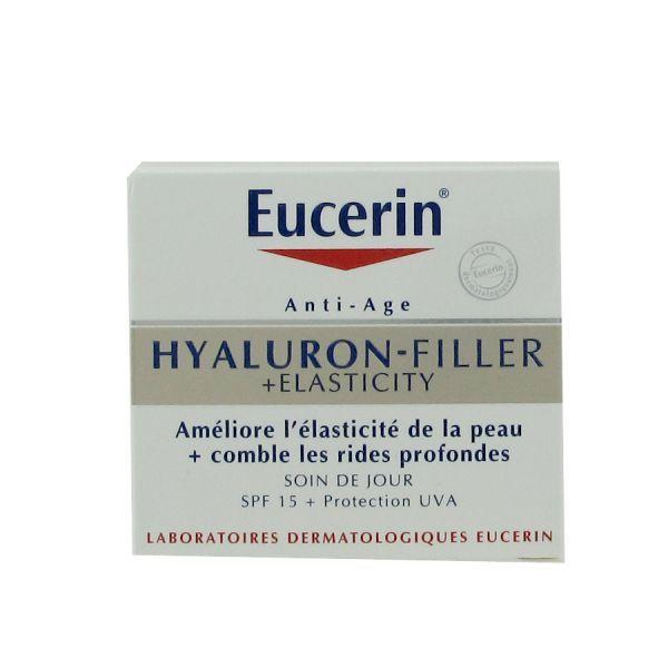 Hyaluron Filler Elasticity Jour 50ml  au meilleur prix| Eucerin