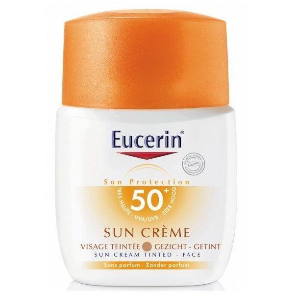 Sun Crème teintée 50+ 50ml à prix discount| Eucerin