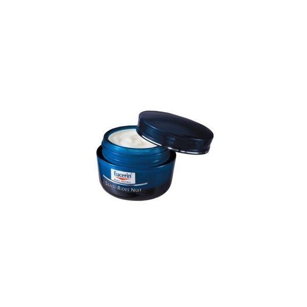 Sensi-Rides Crème de nuit 50ml moins cher| Eucerin