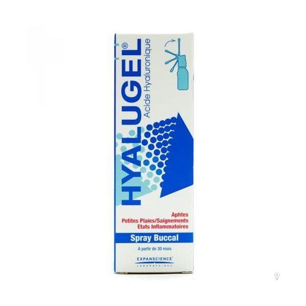 Achetez Hyalugel Spray Gingival Aphtes20ml moins cher
