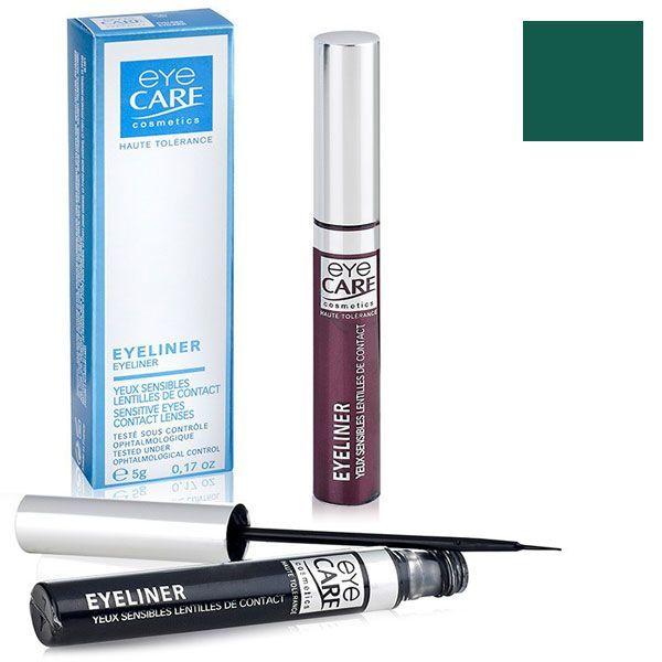 Eyeliner Liquide 306 Vert  moins cher| Eye care