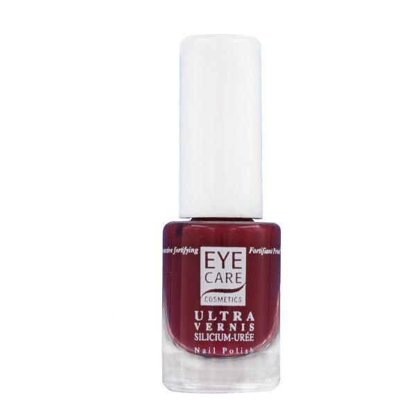 Ultra vernis à ongles Silicium-Urée Bordeaux 1512 à prix discount| Eye care