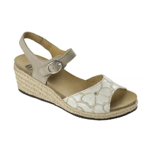 Chaussures Galyn Taupe et Beige Taille 40 moins cher| Scholl