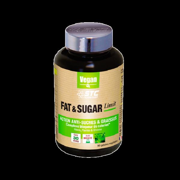Fat&sugar Limit Vegan STC Nutrition