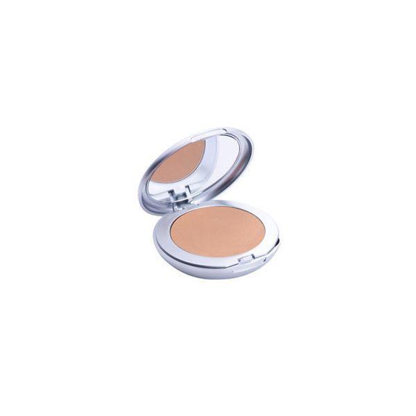 Fond de Teint Compact Poudré 02 Crème Poudré Nouvelle formule moins cher| TLeclerc