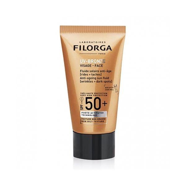 Achetez Filorga Fluide SPF50+ visage