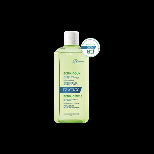 Shampooing Extra-doux  Flacon 400ml moins cher  Ducray
