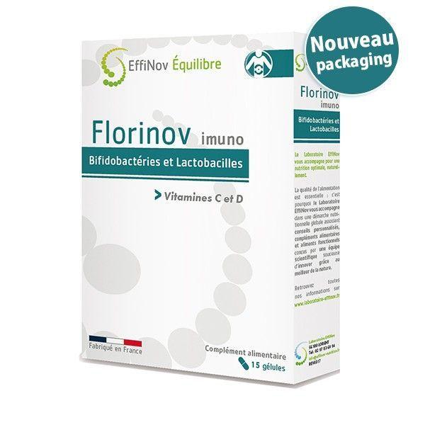 Achetez au meilleur prix les gélules de Florinov Imuno