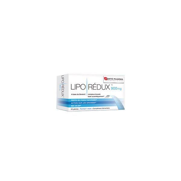 Lipo Redux 56 gélules 900mg à prix bas  Forté Pharma