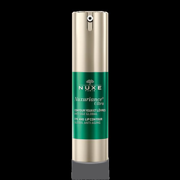 Nuxuriance Ultra Contour des Yeux et Lèvres Flacon Pompe 15ml remplace Nuxuriance Yeux Lèvres à prix bas| Nuxe