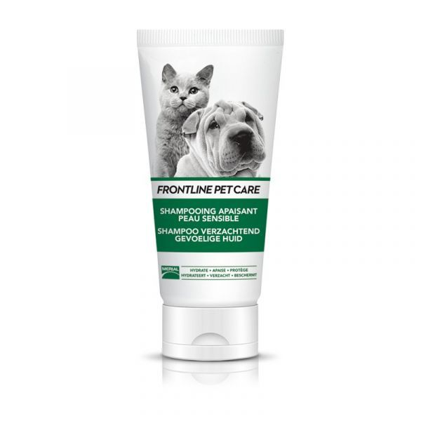 Petcare Shampooing Apaisant 200ml  moins cher| Frontline