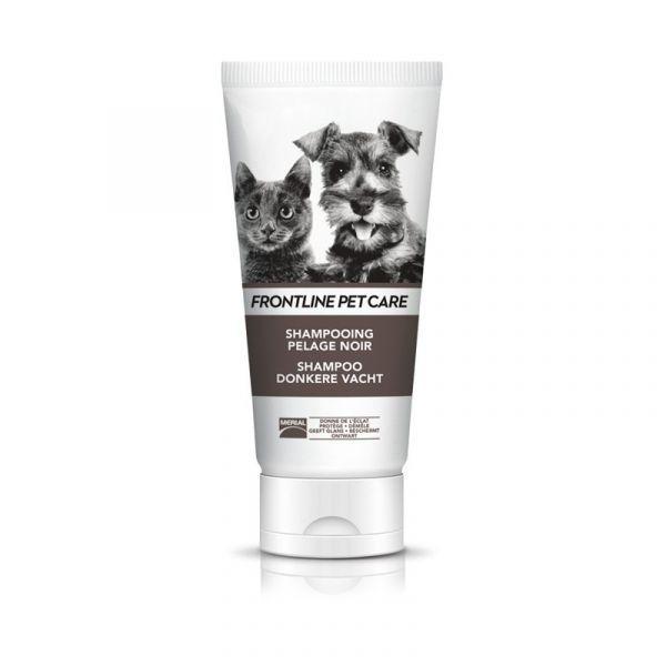 Petcare Shampooing Pelage Noir 200ml  à prix discount| Frontline