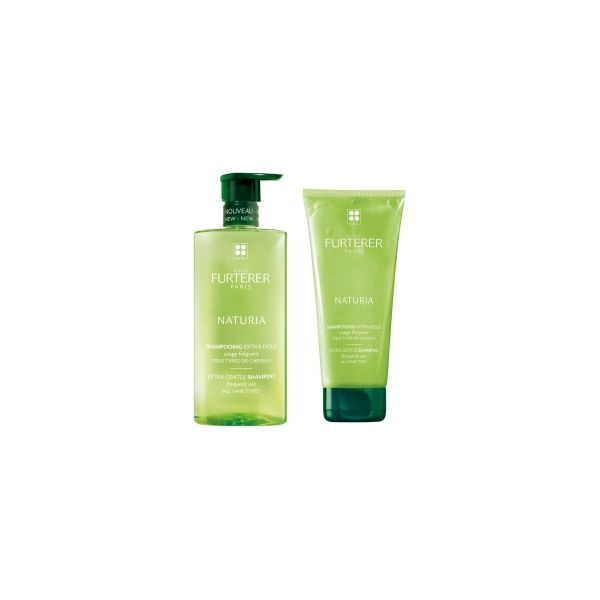 Shampooing Naturia 500ml + 200ml