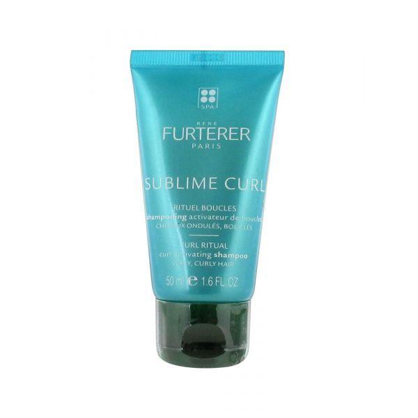 Sublime Curl Shampooing 50ml moins cher| Furterer