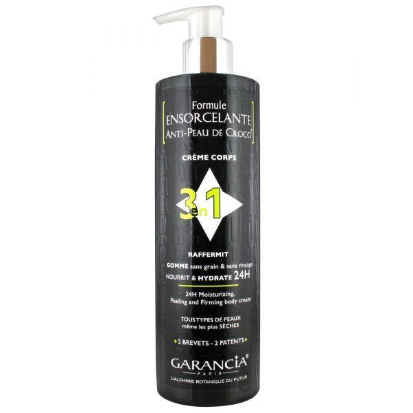 Crème Ensorcelante Anti Peau de Croco 400ml à prix discount| Garancia